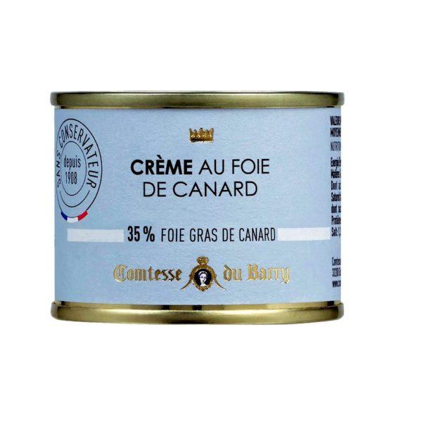 Cream Foie Gras