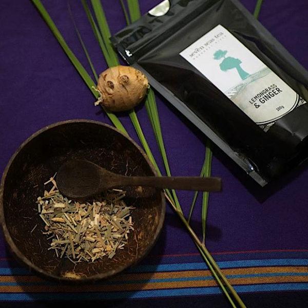 Seven seas tea Lemongrass Ginger