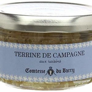 Pork terrine with grapes 140g