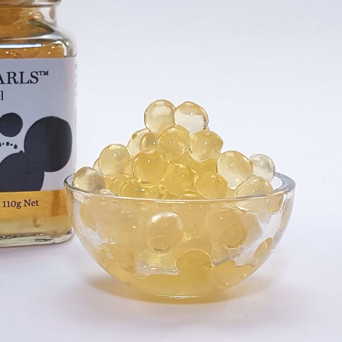 Salted Caramel Flavour Pearls