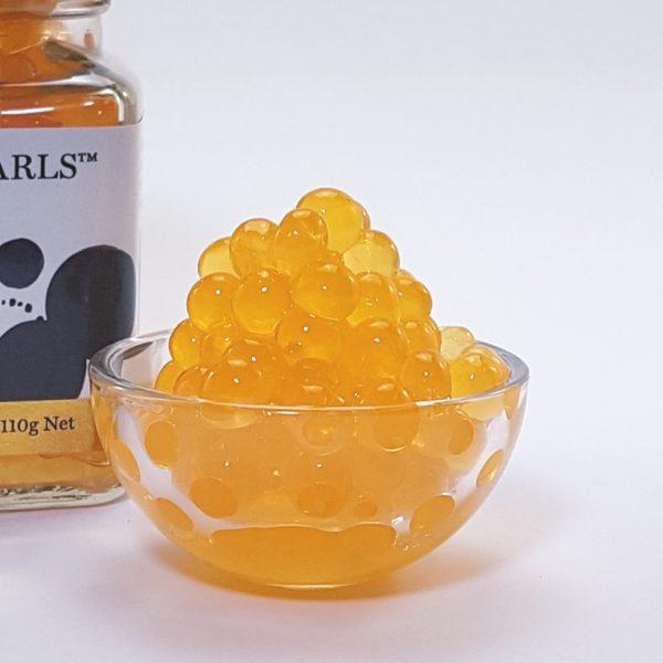 Tangerine Flavour Pearls