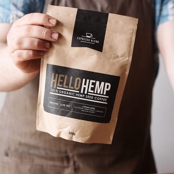 Hemp Espresso