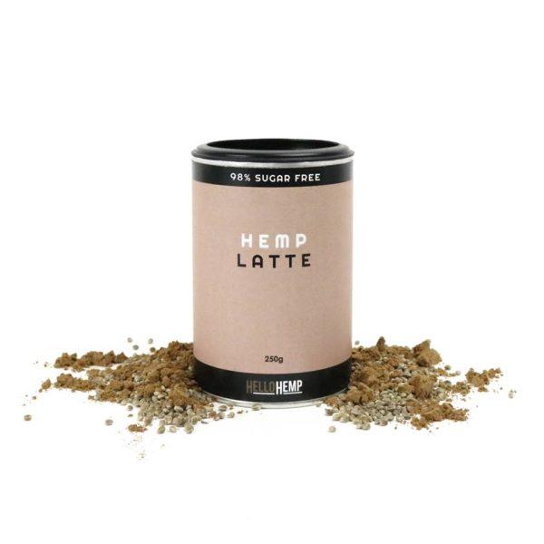Hemp Latte