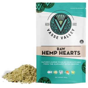 Raw Hemp Hearts