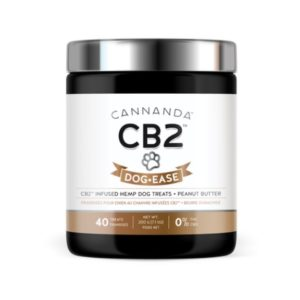 Cannanda Dog Ease CB2 Treats