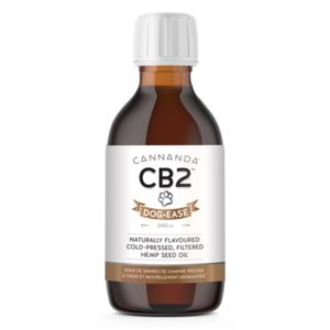 Dog-Ease CB2 Hemp Seed Oil