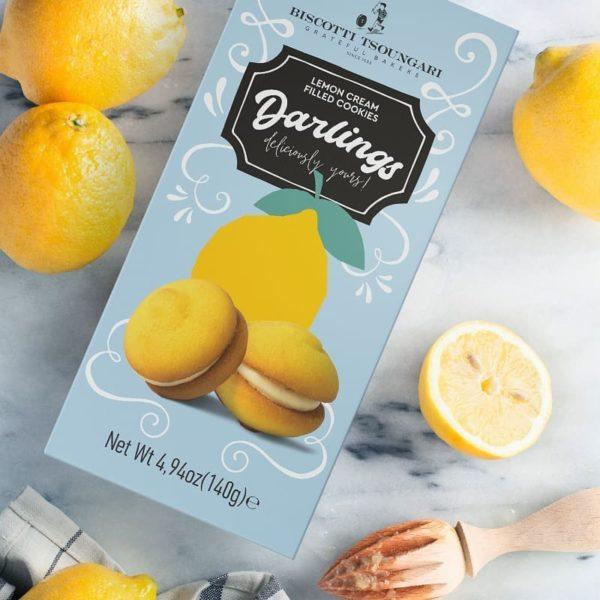 Tsoungari Darlings Lemon