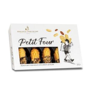 Petit Four Almond Apricot