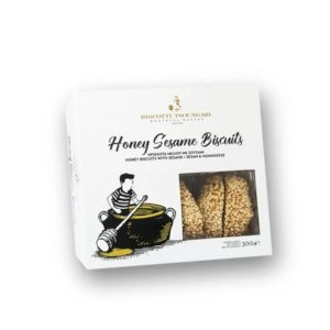Petit Four Honey Sesame
