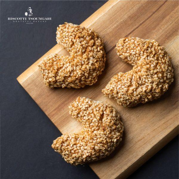 Petit Four Sesame Honey