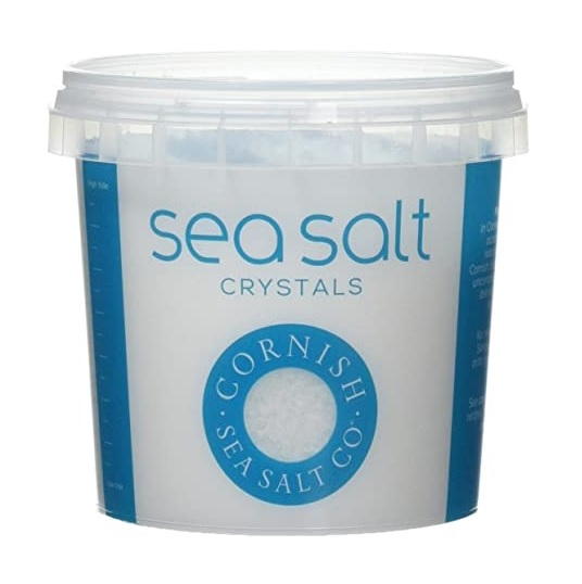 Cornish Sea Salt Crystal