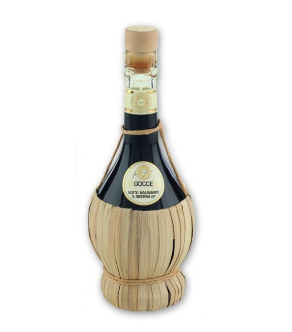 Gocce Balsamic Vinegar of Modena Fiaschetto
